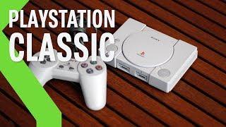 Análisis de la PlayStation Classic: Sony se queda a medio camino a la hora de subirse al carro de las consolas mini