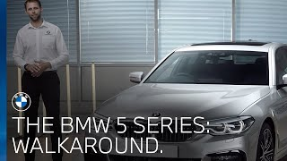 The BMW 5 Series | Walkaround