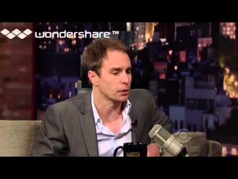 Sam Rockwell on David Letterman 2010/5/10