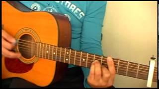 Sólstafir Fjara Acoustic Guitar