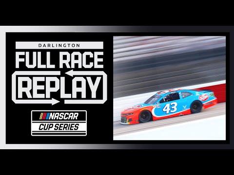 NASCAR レベル400 (ダーリントン・レースウェイ)レースフル動画