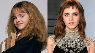 Emma Watson - Transformation From 1 To 28 Years Old