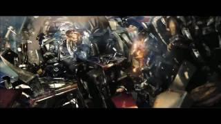 Transformers Music Video[HD]-Jump(Flo-rida ft Nelly Furtado)