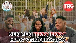 """Weki Meki """"Picky Picky"""" Music Video Reaction"""