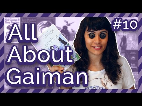 Coraline {All About Gaiman #10} | All About That Book |