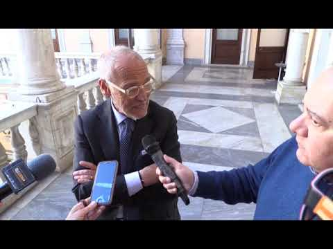 MARTEDI' A GENOVA APRE LA BRETELLA DELL'AEROPORTO
