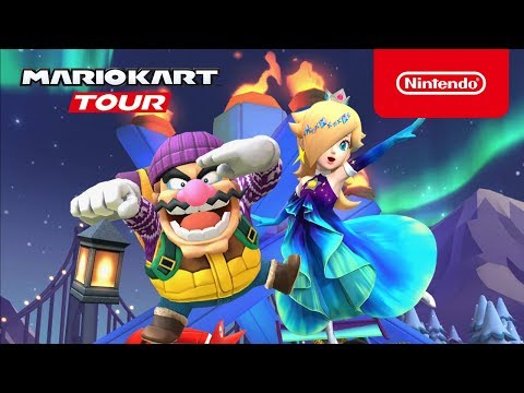 The Mario Kart Tour Vancouver Tour Is Now Live For A Limited Time Featuring Rosalina Aurora And More Gameup24
