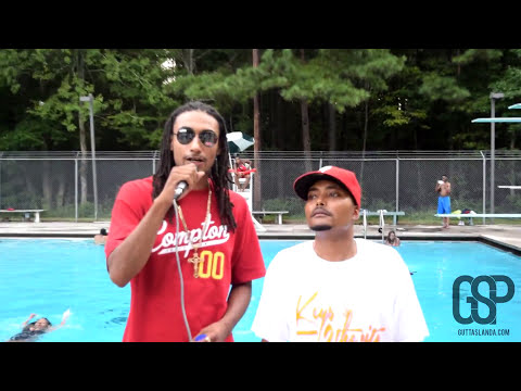 Lithonia Pool Party Concert Gutta Slanda TayCzar// Afrikan Kartel// Young LA