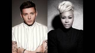 James Arthur- Roses ft. Emeli Sandé (lyric video)