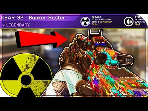 nothing will BEAT this *NEW* INSANE WEAPON CLASS! (BEST NUKE CLASS SETUP on Infinite Warfare)