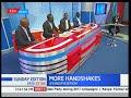 Political Pages: Raila Odinga meets former President Mwai Kibaki at Muthaiga
