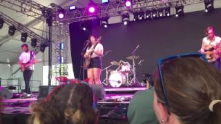 Lucy Dacus   Troublemaker Doppelgänger (Bonnaroo Festival   Jun 10th 2017)