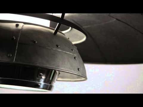 Video for Idlewild Aviation Gray One-Light Nineteen-Inch LED Pendant