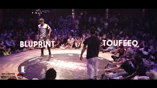 Bluprint VS Toufeeq | step 2 pool 2