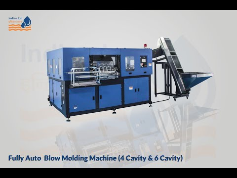 Automatic Bottling Machine Indian Ion Exchange & Chemicals Ltd
