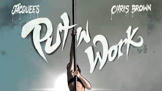 Jacquees - Put In Work Ft Chris Brown (REVIEW)