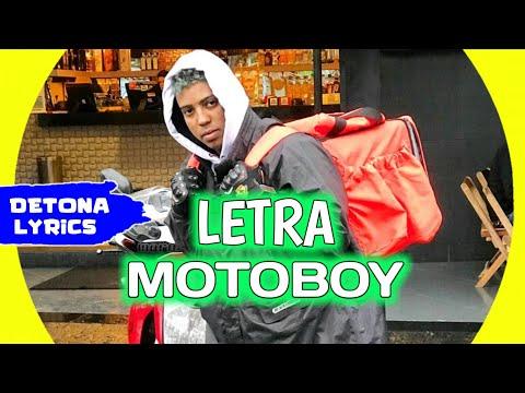 MC DR- Motoboy (Letra Oficial) DJ Guh Mix