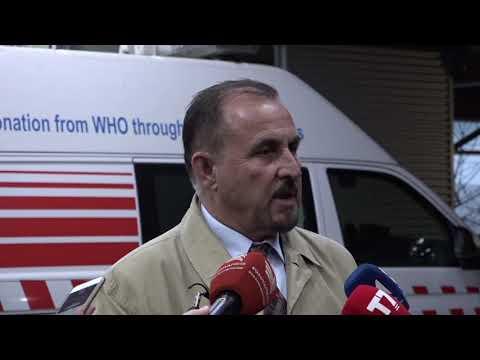 Mustafa  Fatkeqësisht kemi tri viktima
