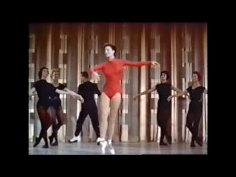 "Cyd Charisse – First Dance in ""Meet Me In Las Vegas"" 1956"
