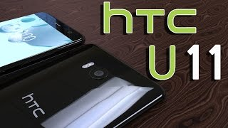 HTC U 11(Ocean) Final Design Based on Live Images,the HTC Flagship 2017