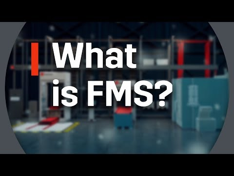FMS - Fastems Flexible Manufacturing System in 3 Minutes