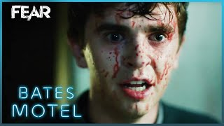 Psycho Shower Scene - With A Twist | Bates Motel