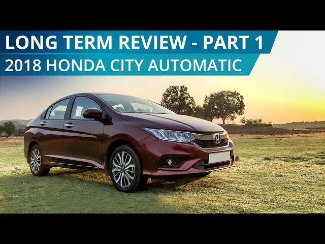 2018 Honda City Automatic Carwale