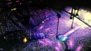 COLDPLAY | Last Concert AHFOD Tour | Gracias Totales
