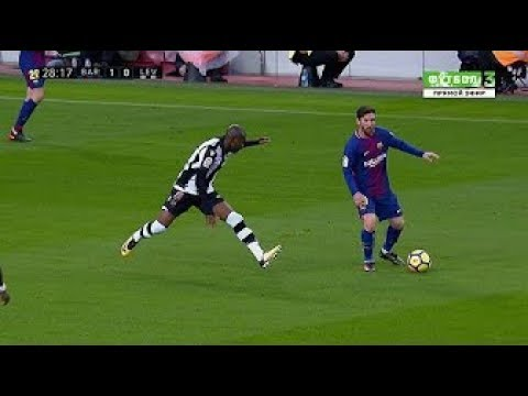 Leo Messi vs Levante (Home) HD 1080i (07/01/2018) by neyssipage