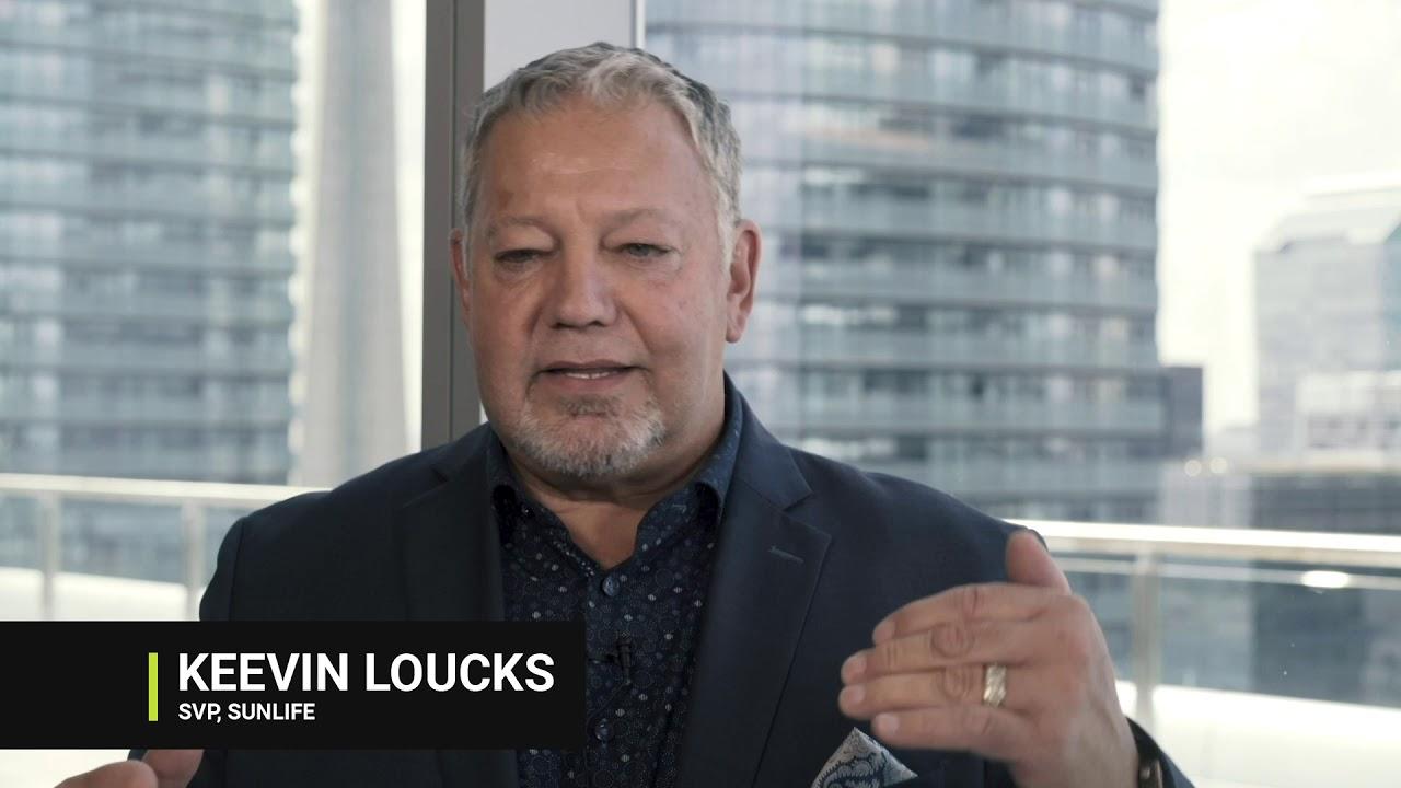Keevin Louckes, Sun Life testimonial