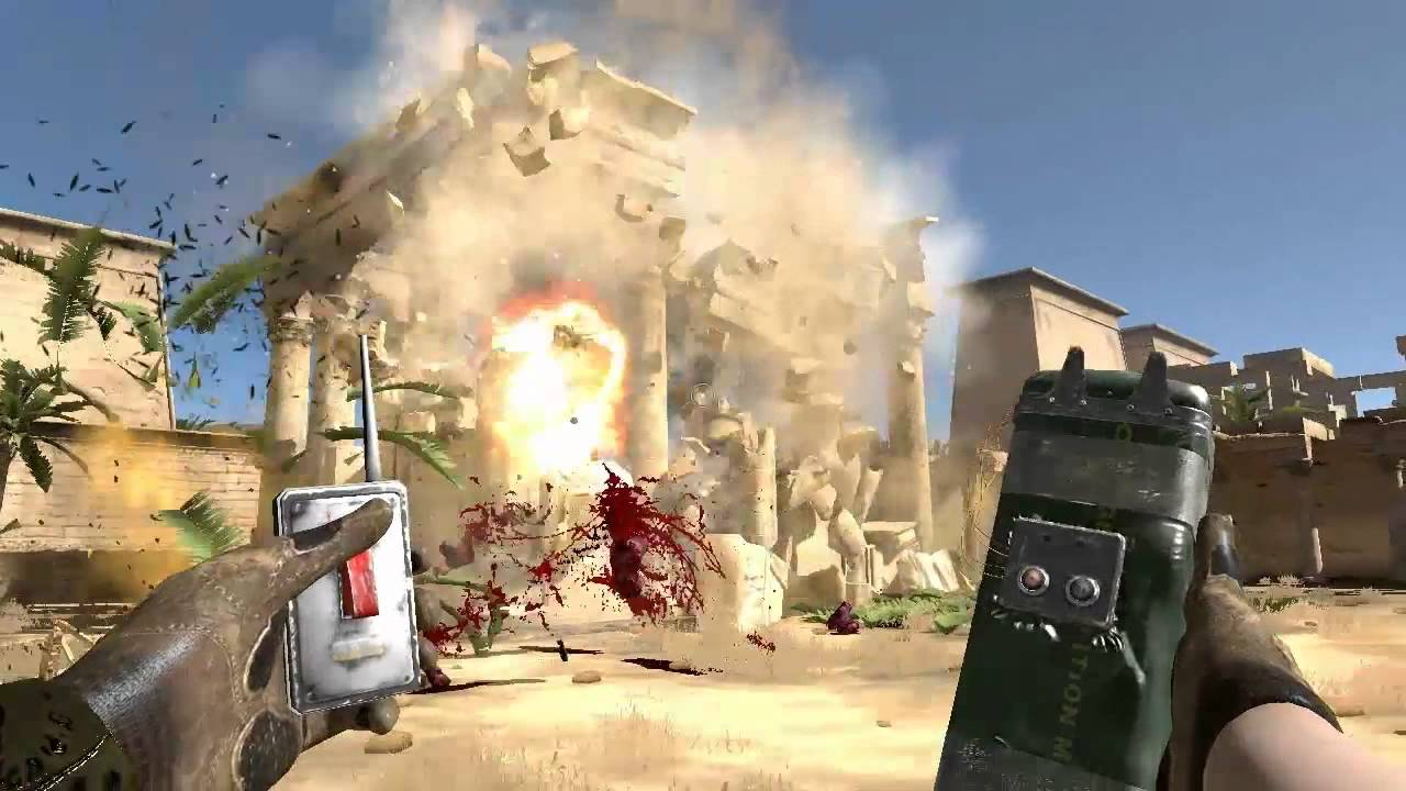 Serious Sam 3 - PC-Launch Trailer