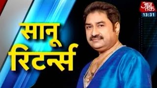 Kumar Sanu Returns: In Conversation With The Singer