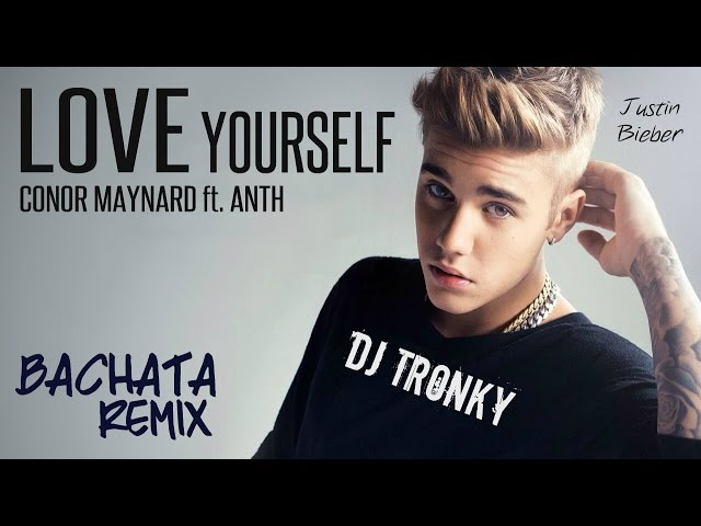 Justin Bieber   Love Yourself (Cover) DJ Tronky Bachata Remix