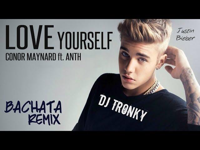 Justin Bieber   Love Yourself (Cover) DJ Tronky Bachata Remix