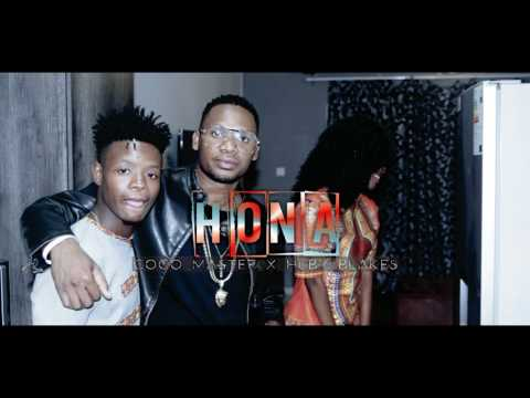 HONA   Coco Master Zim ft Huby Blakes official Single2017