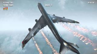 Zombies on a Plane video