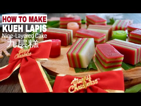 <a href=&quot;kueh-lapis&quot;>How to make Kuih Lapis Sagu (9-Layered Kueh) in a Cubie Steam Oven!</a>