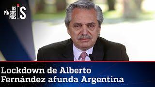 Brasil sai da recessão, enquanto Argentina vai de mal a pior