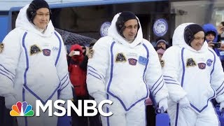 No Room For Conflicts In Space | The 11th Hour | MSNBC