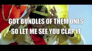 Kstylis - Strippin The Walk (Twerk Dance) Lyric Video