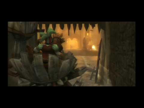 overlord dark legend wii gameplay