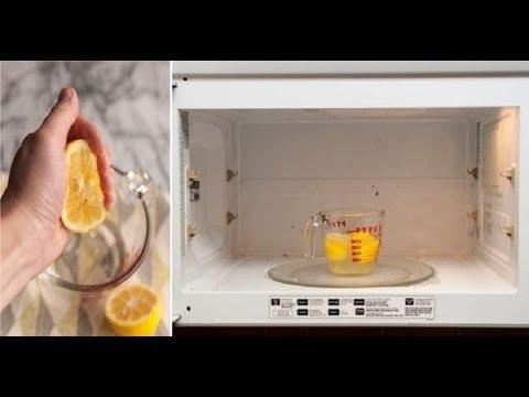 Женщина поставила Воду с Лимоном в Микроволновку На 5 Минут! Узнав я побежала Нарезать Лимон...