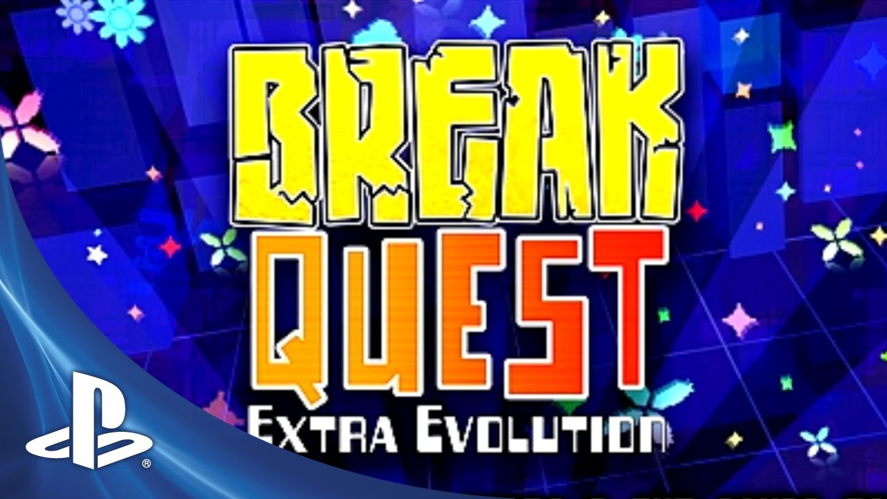 BreakQuest: Extra Evolution Breaking, Questing Exclusively onto PlayStation Minis Today