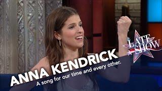 Anna Kendrick Sings 'I'm Still Here'