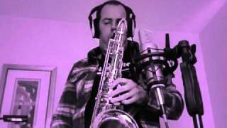 Corcovado (Quiet Night of Quiet Stars) on Tenor Sax and Flute