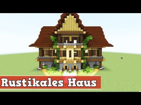 Wie Baut Man Eine Moderne Villa In Minecraft Minecraft Moderne - Minecraft moderne hauser bauen deutsch