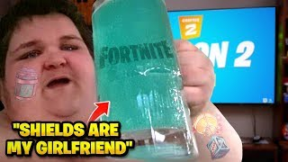 Kid thinks he LIVES in Fortnite.. (MUST WATCH!)