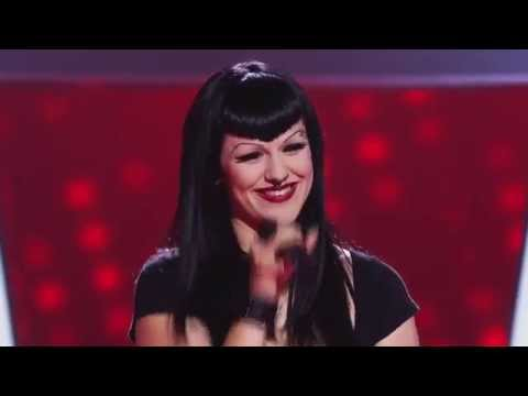 C Major Sings Crazy In Love   The Voice Australia 2014