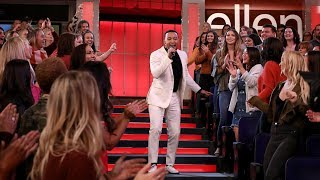 John Legend Brings the Love to the Stage