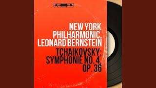 New York Philharmonic & Leonard Bernstein - Symphonie No. 4 in F Minor, Op. 36: IV. Finale. Allegro con fuoco